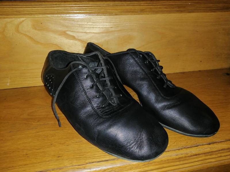 Туфлі бальні латина