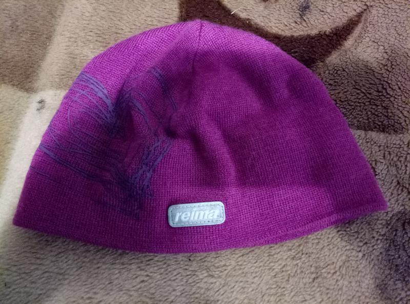 Демисезонная шапка reima, 52 см