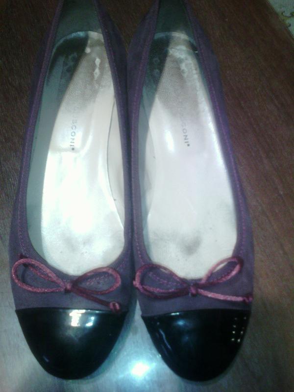 Туфельки италия  размер 38