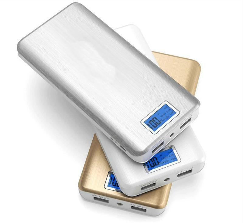 PowerBank Xlaomi Mi Powerbank 2 USB + Экран 28800mAh