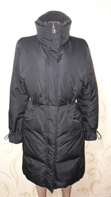 Пуховое пальто теплый пуховик зима германия
