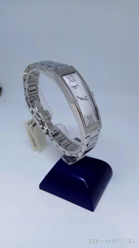 Часы наручные женские швейцарские (оригинал)TISSOT T015.309.11.03 - Фото 7