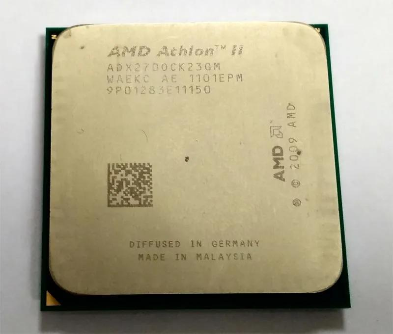 Процессор AMD Athlon II X2 270 3.4GHz Socket AM2+/AM3