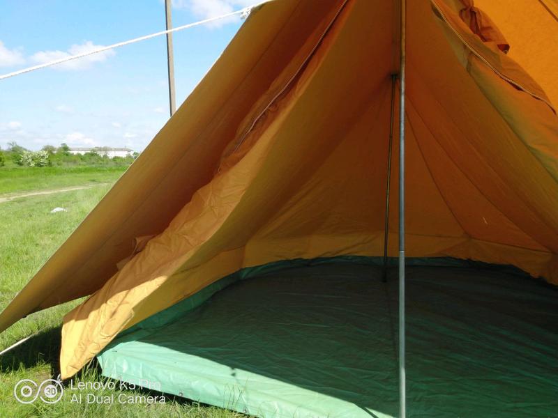 Палатка 3-4 місна. - Фото 8