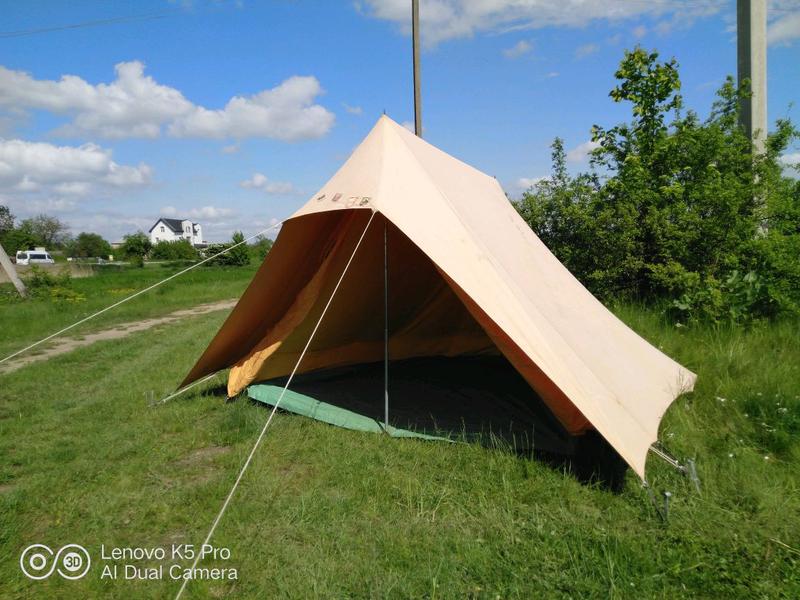 Палатка 3-4 місна. - Фото 2
