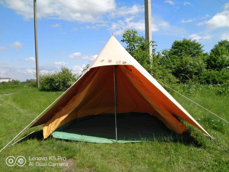 Палатка 3-4 місна. - Фото 3