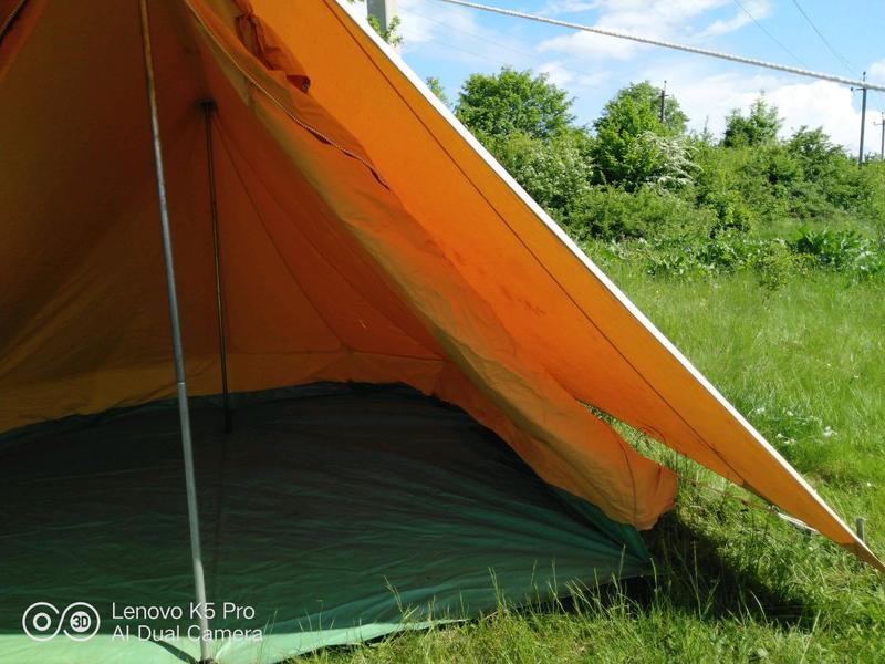Палатка 3-4 місна. - Фото 7