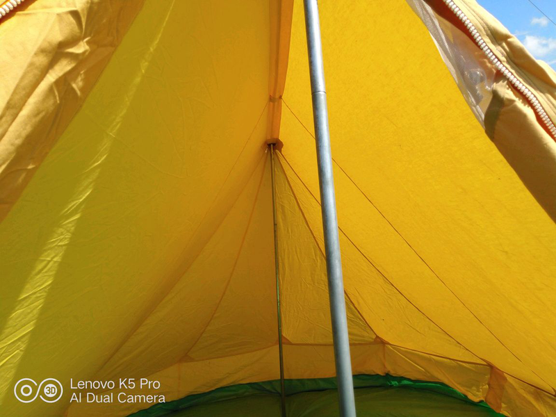 Палатка 3-4 місна. - Фото 12
