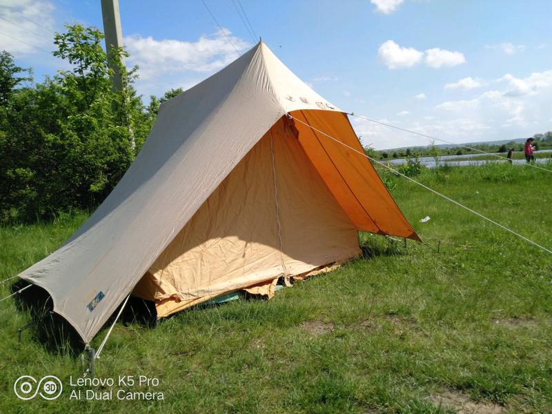 Палатка 3-4 місна. - Фото 13