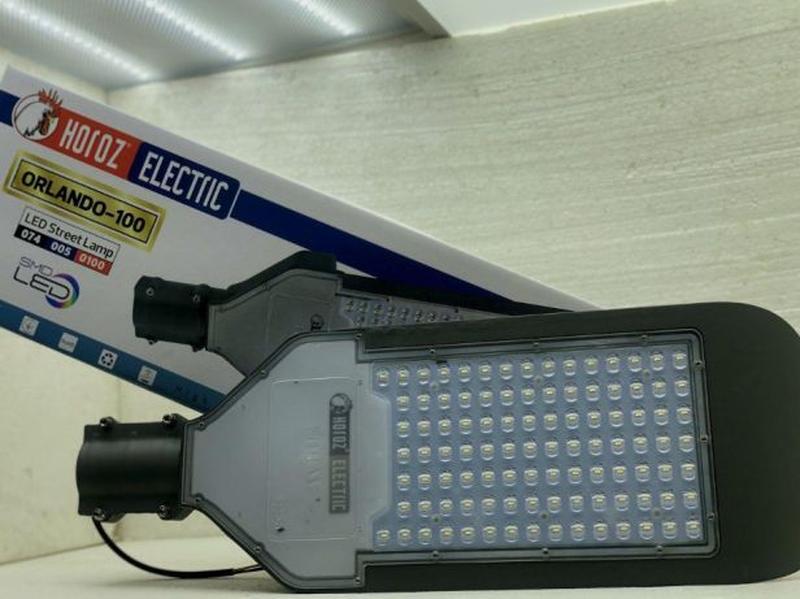 LED Светильник уличный 100w50w30w20w светодиодный консольный H... - Фото 2