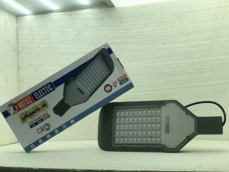 LED Светильник уличный 100w50w30w20w светодиодный консольный H... - Фото 4