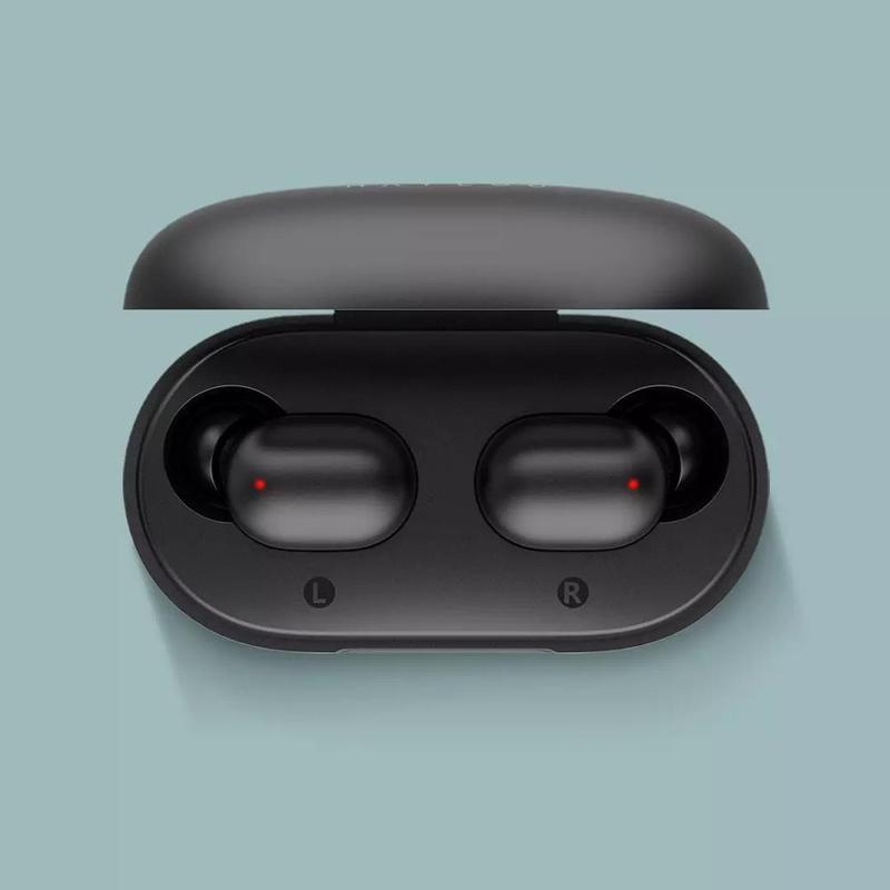 Беспроводные Bluetooth наушники Haylou GT1 Pro с зарядным кейсом - Фото 2