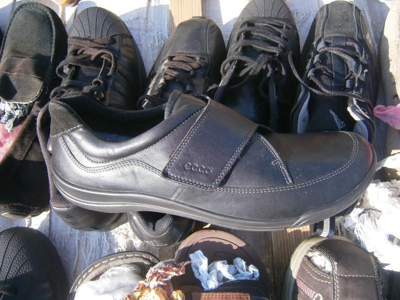 Туфлі ecco genius 41493 leather suede shoe оригінал натуральна...