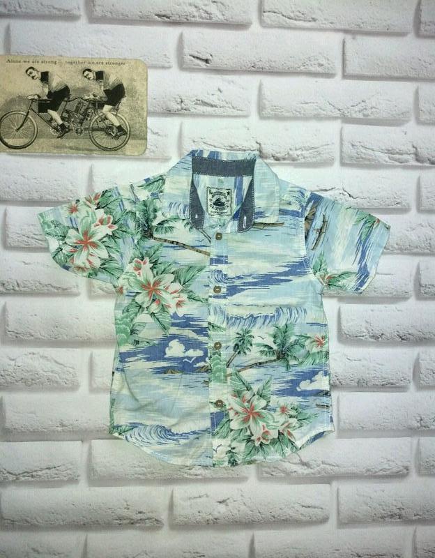 Летняя рубашка 5л tu