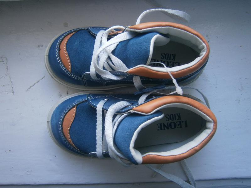 Кросівки leone kids оригінал - Фото 8
