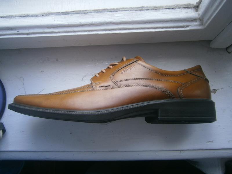Туфлі ecco - chicago art-nr: 051634  оригінал натуральна кожа