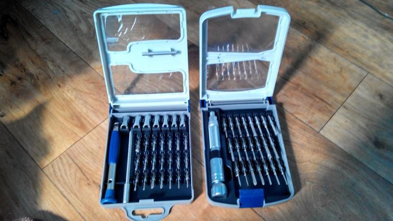 Профессиональный набор отверток для электроники - Nanch 22 и 28 - Фото 2