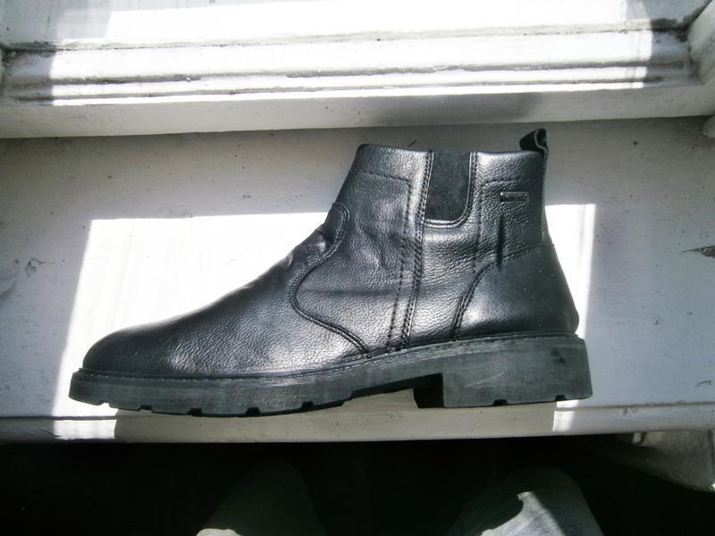 Ботинки imac зимові оригінал натуральная кожа