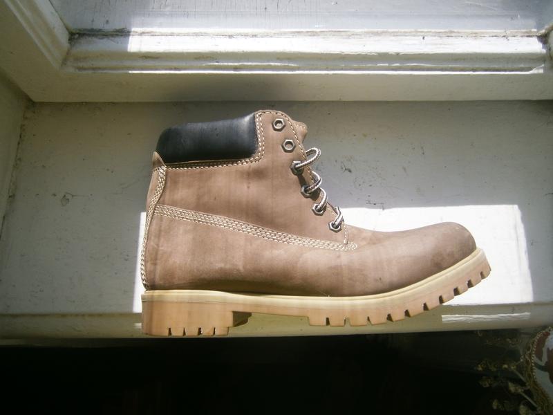 Ботинки landrover оригінал натуральна кожа