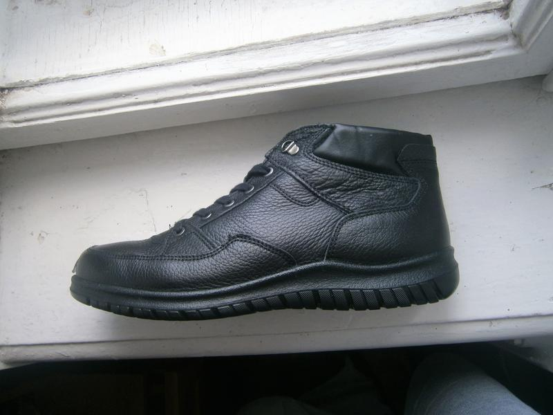 Ботинки bama зимові оригінал натуральна кожа
