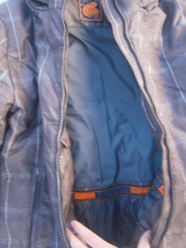 Куртка зимова iguana пухова оригінал - Фото 2