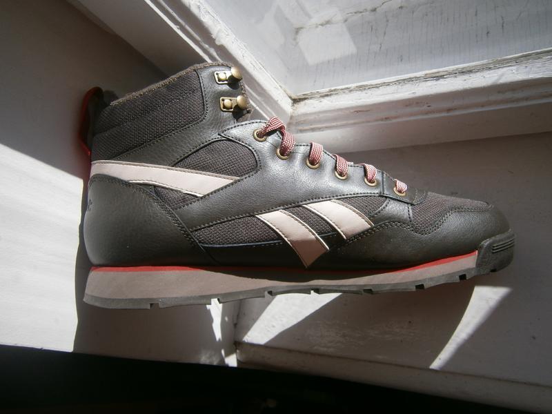 Ботинки reebok royal hiker thinsulate m42015 зимові оригінал - Фото 3