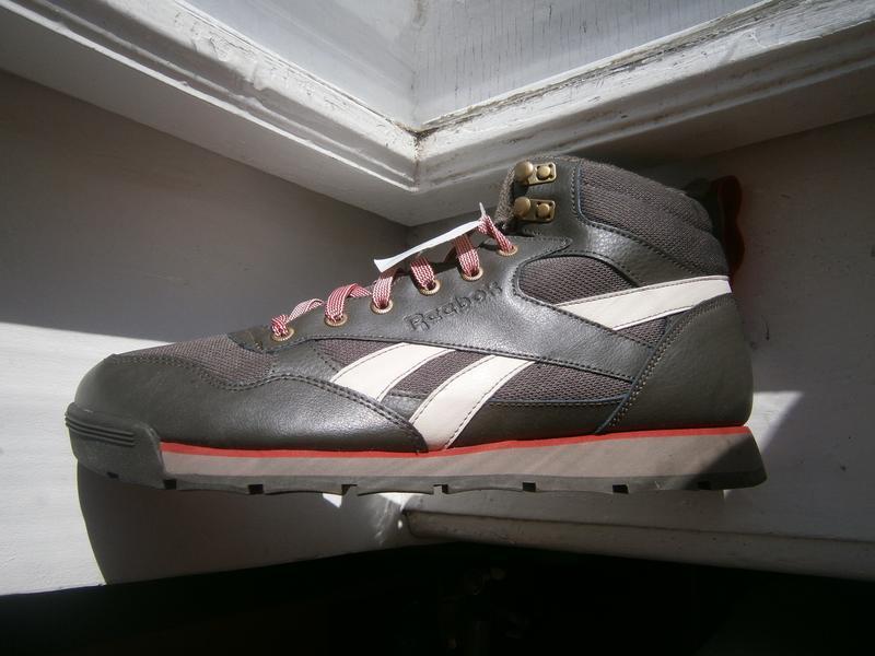 Ботинки reebok royal hiker thinsulate m42015 зимові оригінал - Фото 2
