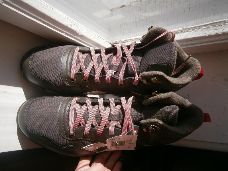 Ботинки reebok royal hiker thinsulate m42015 зимові оригінал - Фото 4
