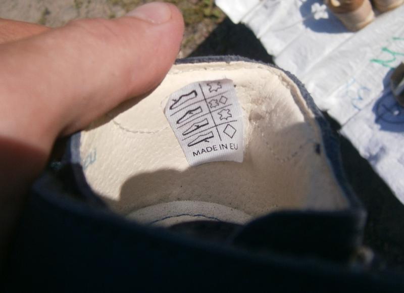 Босоніжки stups оригінал натуральна кожа - Фото 3