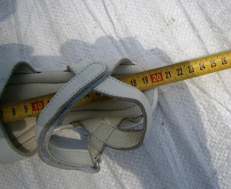 Босоніжки richter оригінал натуральна кожа - Фото 5
