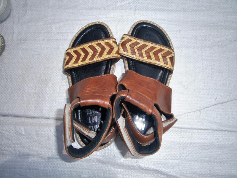 Босоніжки momino оригінал натуральна кожа
