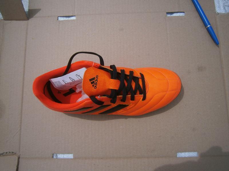Копочки adidas ace 17.4 fxg junior s77096 оригінал - Фото 4