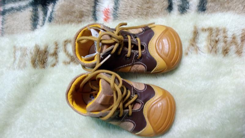 Ботинки 18 р. chicco - Фото 2