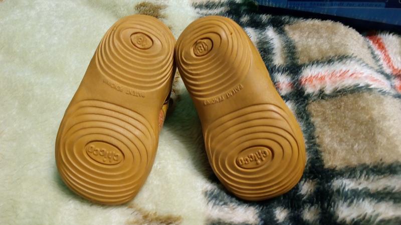 Ботинки 18 р. chicco - Фото 3