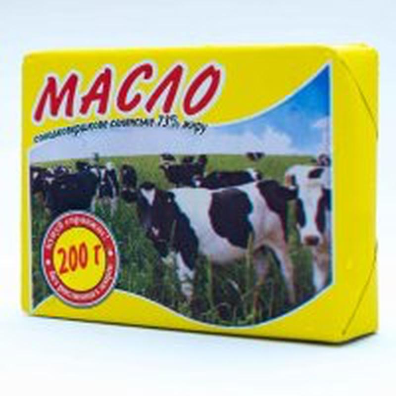 Маргарины, спред, масло сливочное, смеси растительно-сливочные - Фото 2