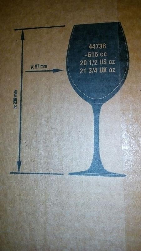 Набор-бокалы для белого вина - Фото 3