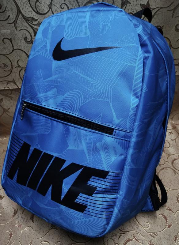 Новый мужской рюкзак с модным принтом. - Фото 2