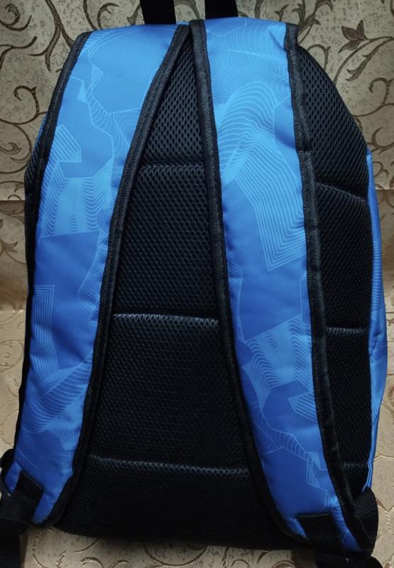 Новый мужской рюкзак с модным принтом. - Фото 3
