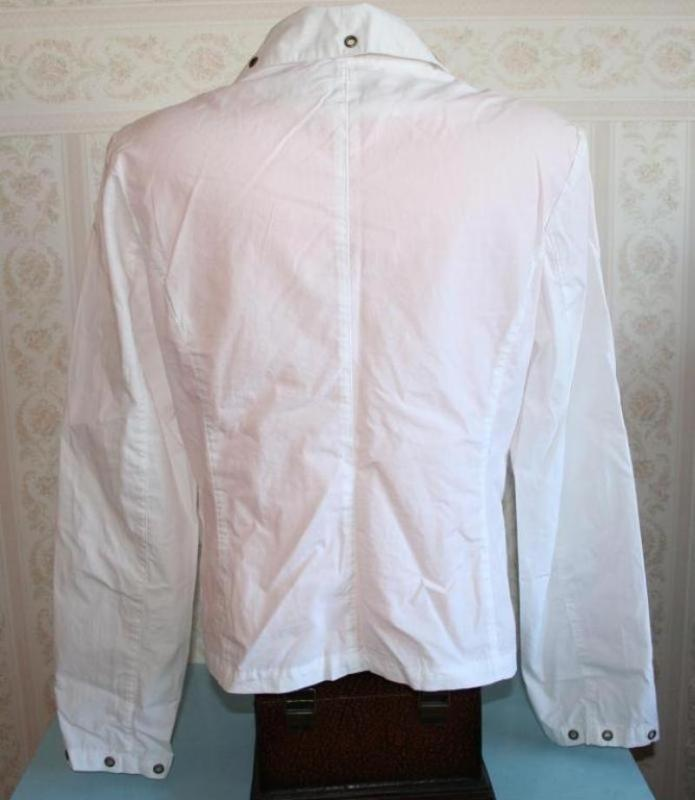 Летний пиджак bodyright, хлопок, р. 38 евр., м - Фото 3