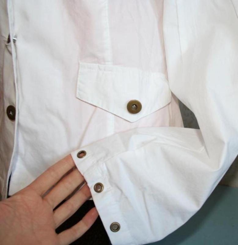 Летний пиджак bodyright, хлопок, р. 38 евр., м - Фото 4