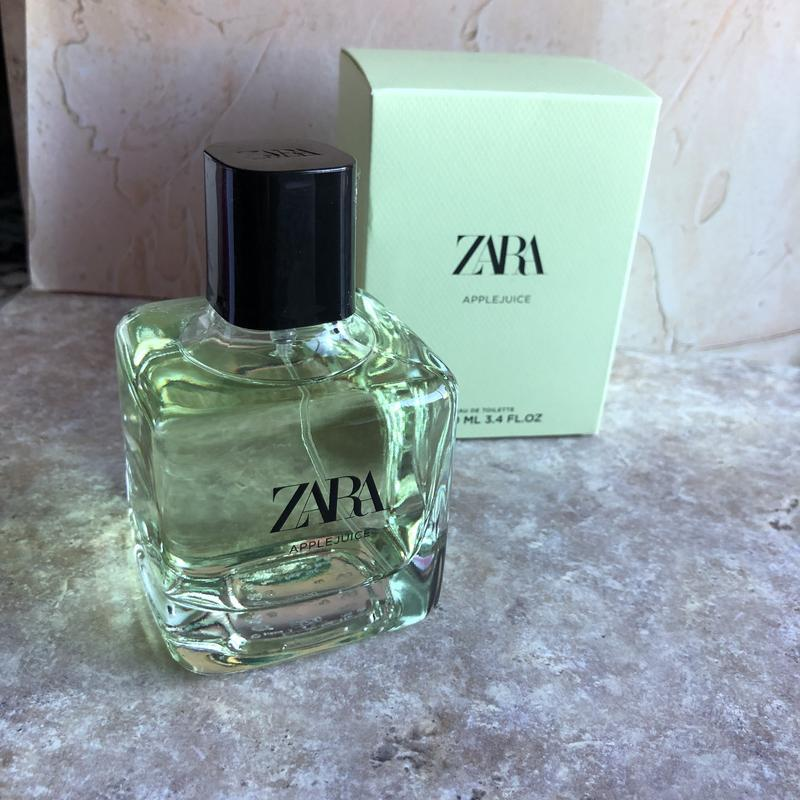 Духи zara applejuice/парфюм /туалетная вода/парфуми
