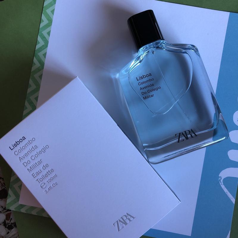 Мужские духи zara lisboa/парфюм /туалетная вода/парфуми