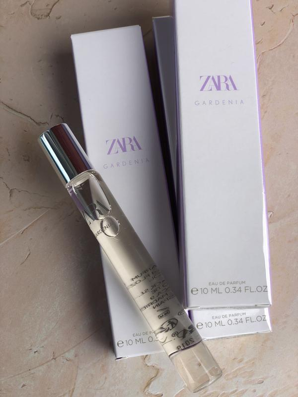 Духи zara gardenia 10мл/парфюм /туалетная вода/парфуми/туалетн...