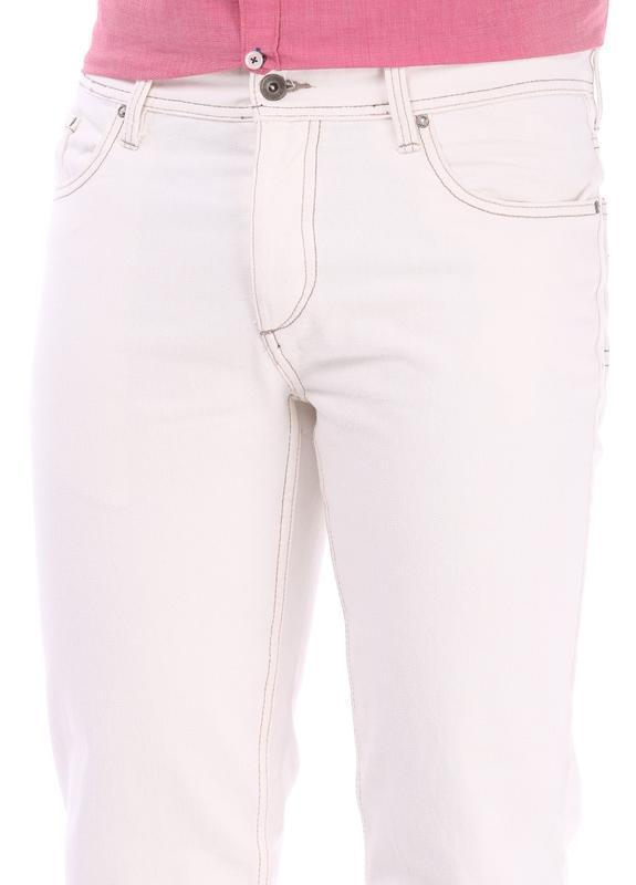 Летние , шикарные   брюки ( джинсы ) от испанского бренда spri... - Фото 3