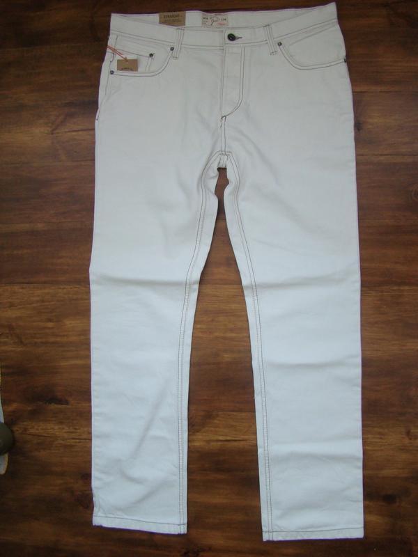Летние , шикарные   брюки ( джинсы ) от испанского бренда spri... - Фото 4
