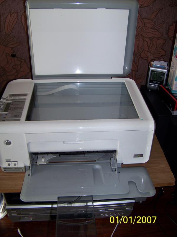 Многофункциональное устройство HP Photosmart C3183