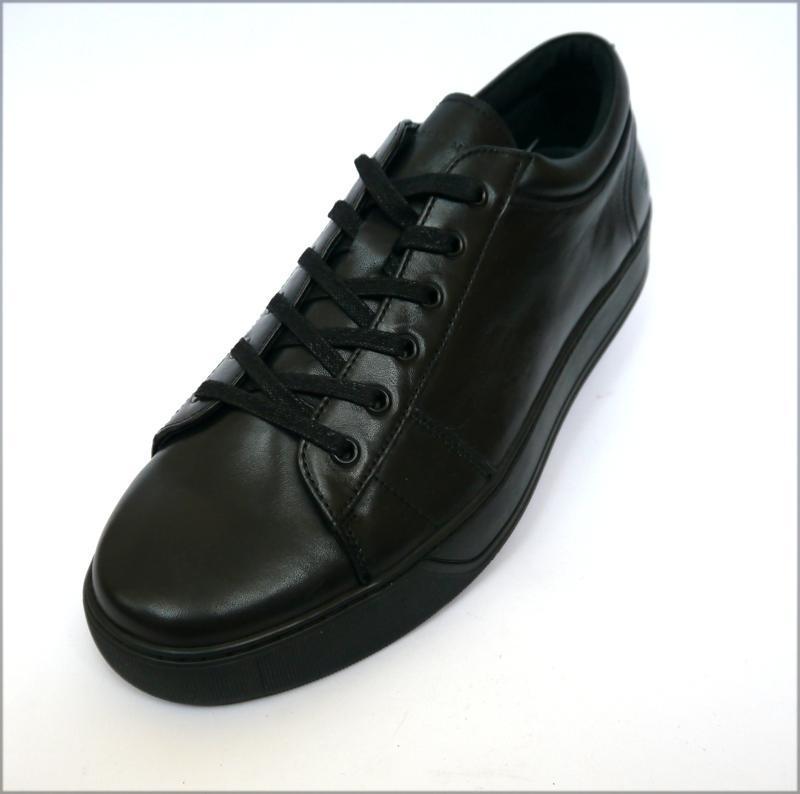 Andrew marc darwood черные мужские туфли кроссовки оригинал сн...