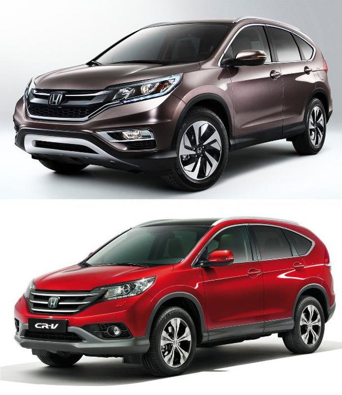 Топ продаж Honda CR-V 2012 2013 2014 2015 2016 2017 2018 кузов...