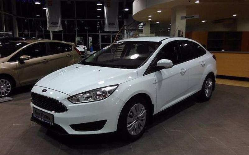 Ford Focus 2011 2012 2013 2014 2015 2016 2017 2018 КУЗОВ ОПТИК...