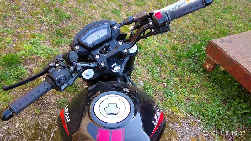 Lifan RS200\\Є великий вибір Мотоциклів і Скутерів! - Фото 5